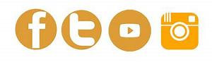 Nueva PÁGINA WEB y nuevos perfiles en  las REDES SOCIALES