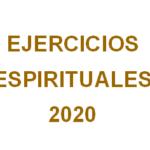 Programación de TANDAS de Ejercicios Espirituales 2020