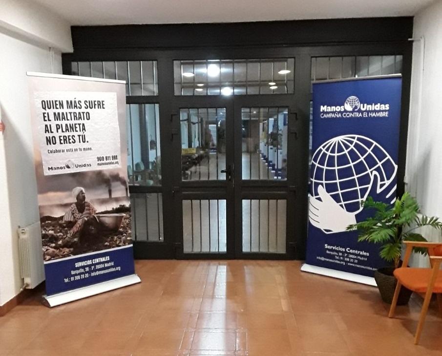 Encuentro de misioneros Campaña de «Manos Unidas» – Madrid