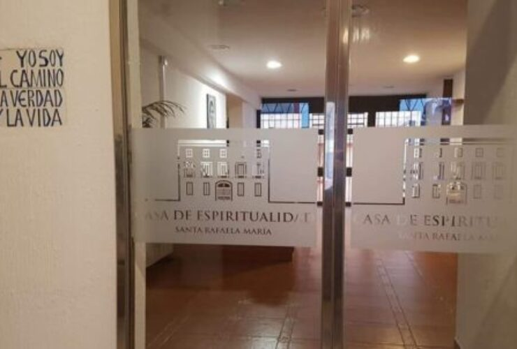 Nuestra Casa de Espiritualidad sigue abierta…
