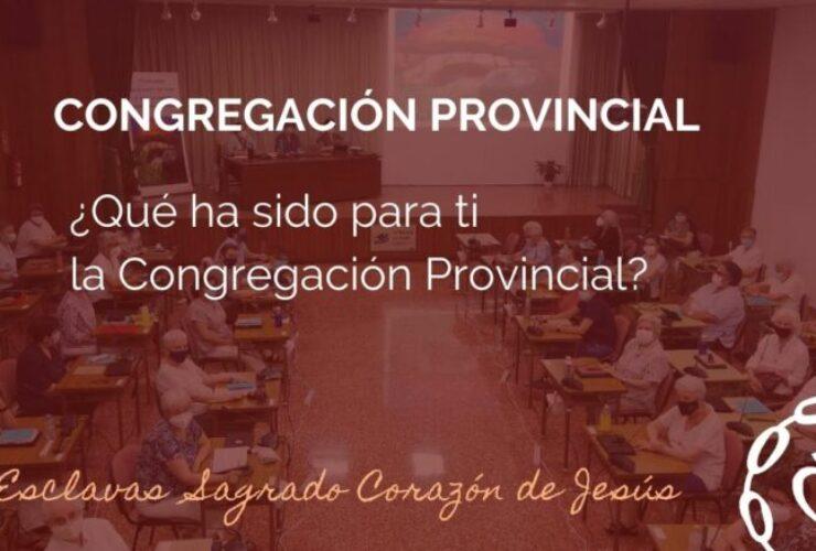 """Congregación Provincial """"Esclavas del Sdo. Corazón de Jesús"""" – Granada"""